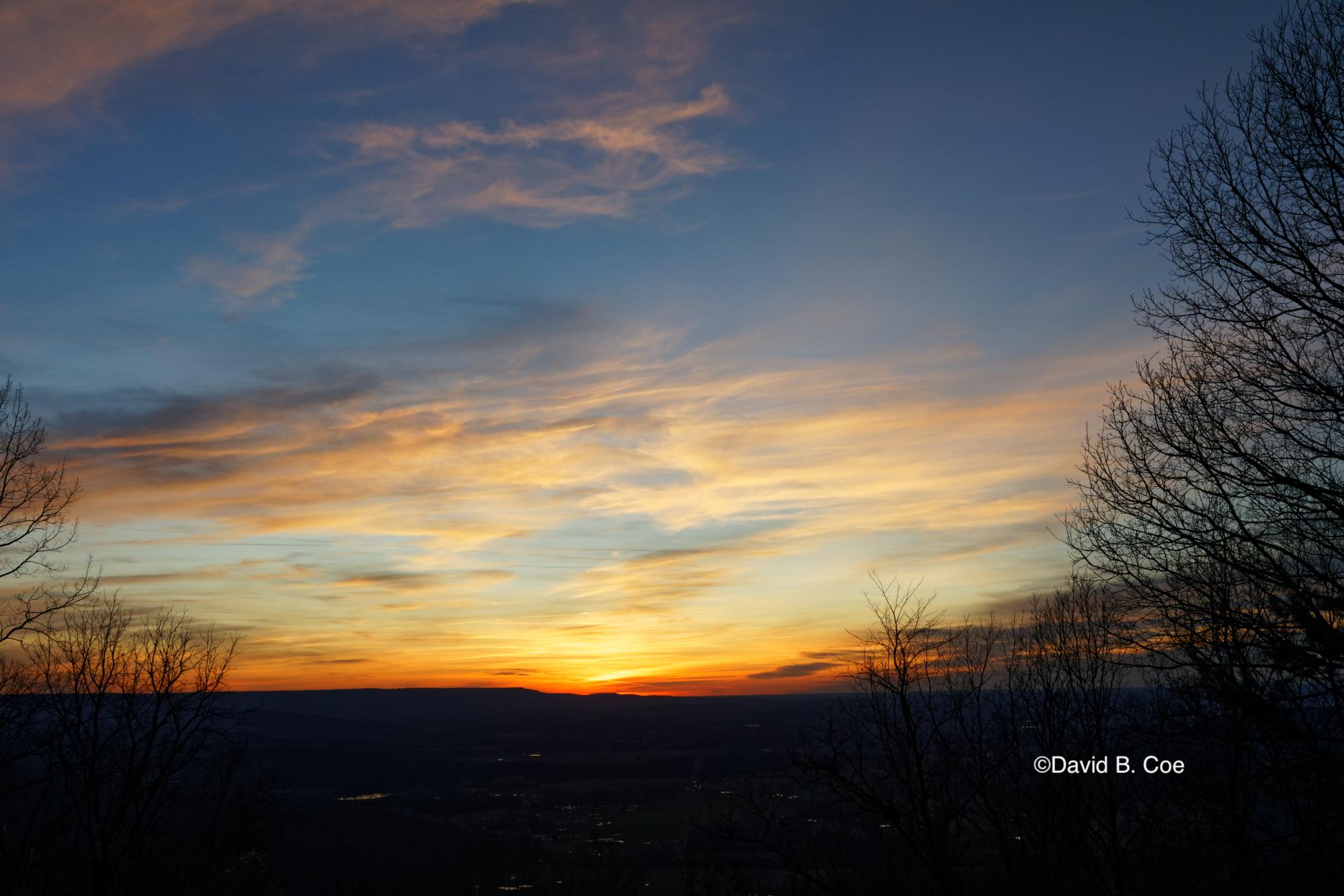 January Twilight, by David B. Coe
