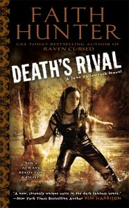 DEATH'S RIVAL, by Faith Hunter