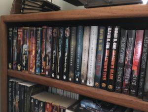 Coe/Jackson Bookshelf