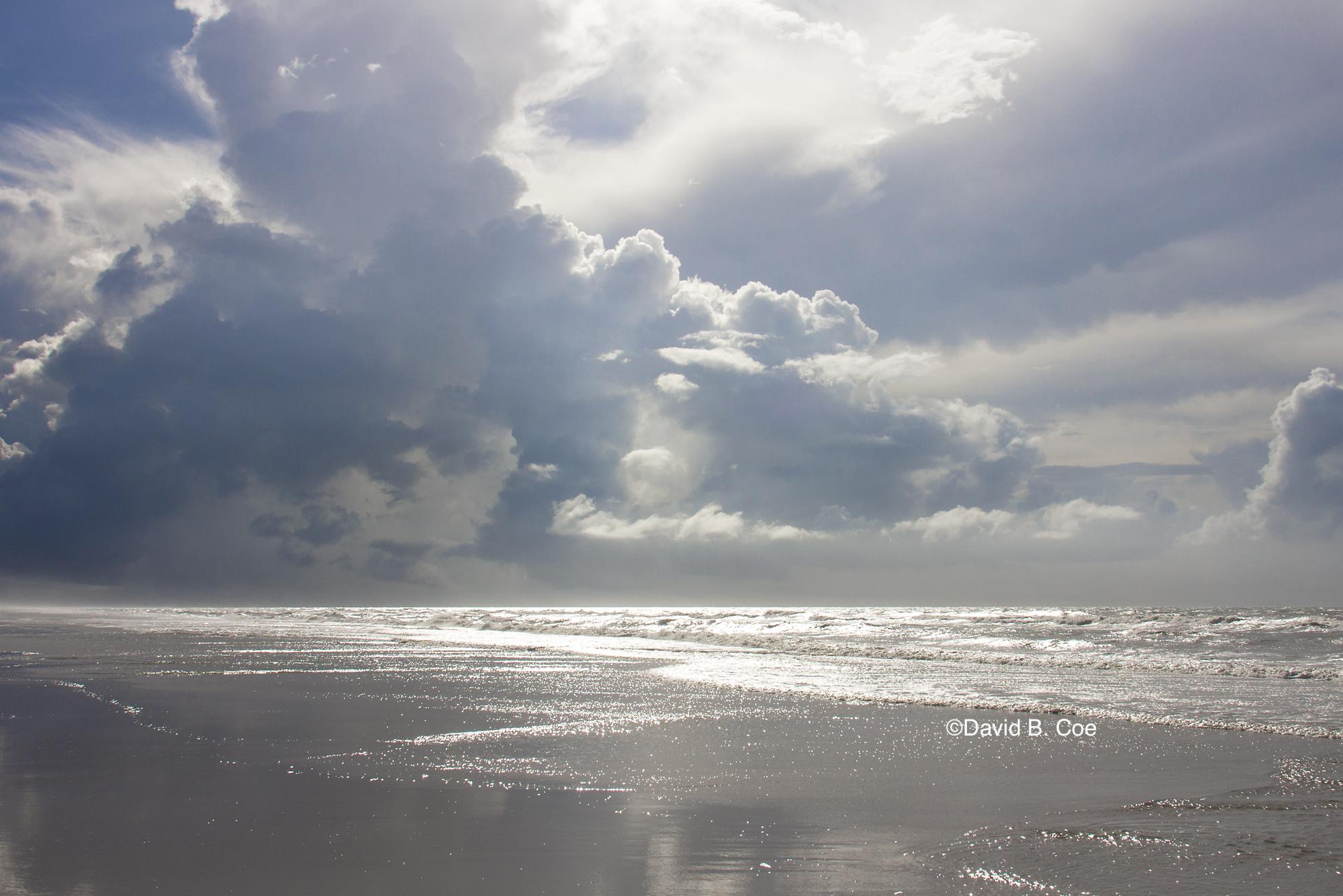 Coast Storm I, North Carolina, by David B. Coe