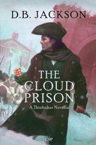 """""""The Cloud Prison,"""" by D. B. Jackson (Jacket art by Chris McGrath)"""